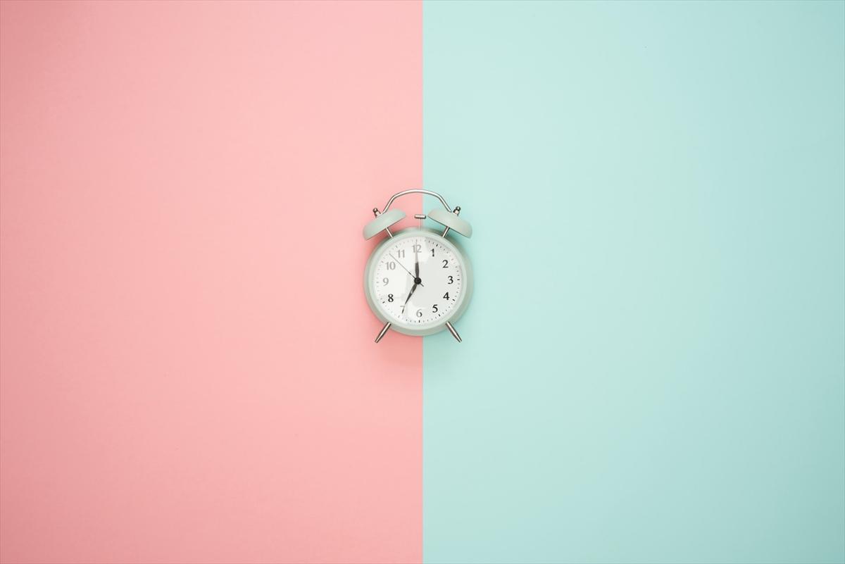 作業時間をスケジュール化する